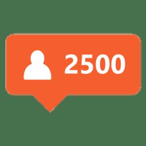 2500-followers