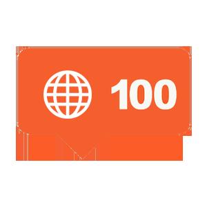 100-reaches