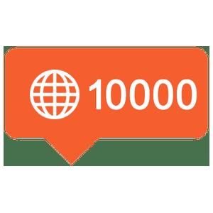 10000-reaches