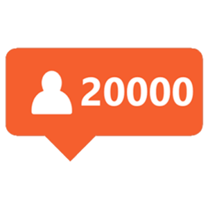 20000-followers