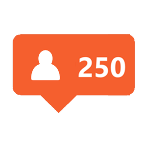250-followers