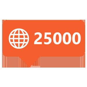25000-reaches