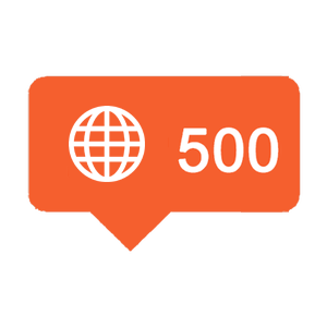 500-reaches