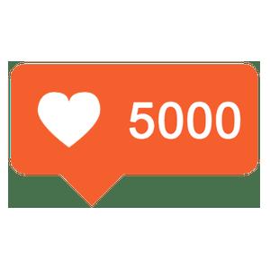 5000-likes