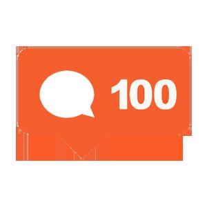 100-comments