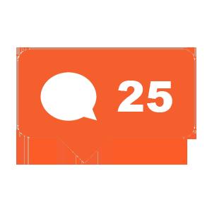 25-comments