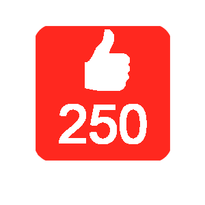 250-likes