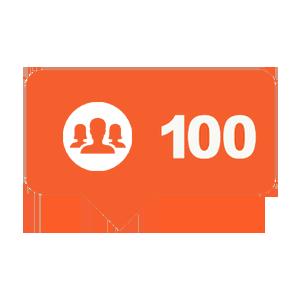 100-viewers