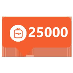 25000-igtv-views