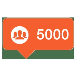 5000-viewers